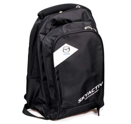 Рюкзак Mazda Backpack, Skyactive, Black, 830077535