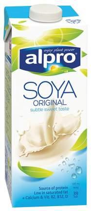 Напиток соевый Alpro обогащенный кальцием и витаминами с кальцием 1 л