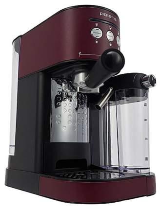 Рожковая кофеварка Polaris PCM 1525E Adore Cappuccino Red