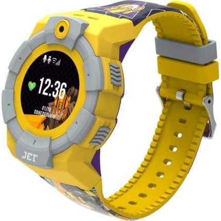 Детские смарт-часы JET KID Yellow