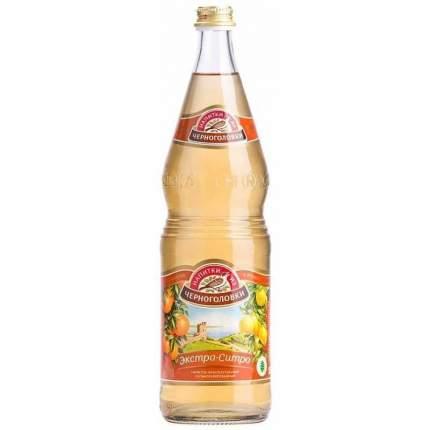 Газированный напиток Напитки из Черноголовки Экстра-ситро стекло 1 л упаковка 6 шт