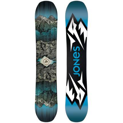 Сноуборд Jones Mountain Twin 2019, 154 см