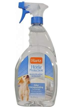 Уничтожитель пятен и запахов от собак и кошек Hartz Home Protection, 946мл