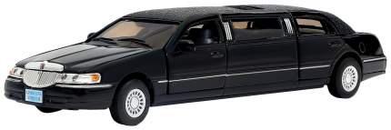 Машина металлическая Lincoln Town Car Stretch Limousiner, масштаб 1:38 Kinsmart