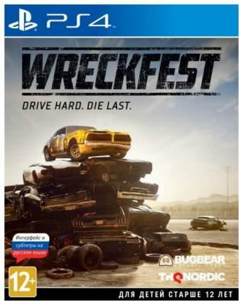 Игра Wreckfest для PlayStation 4