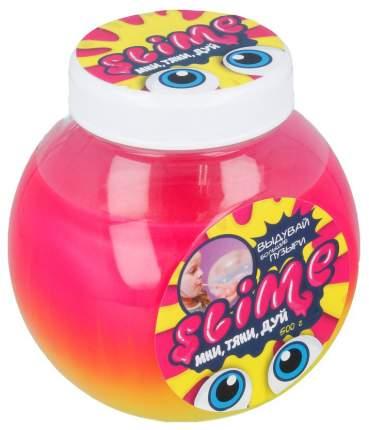 "Лизун ""Slime Mega Mix"" (розовый + желтый)"