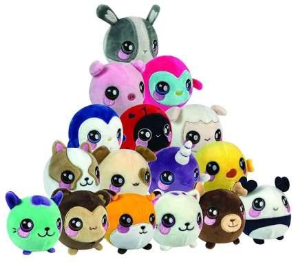 Мягкая игрушка животное Beverly Hills Teddy Bear Squeezamals 118757 в ассортименте