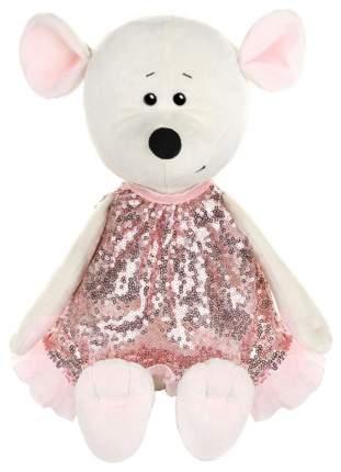 Мягкая игрушка Maxitoys Luxury Мышка Мила в Розовом Платье