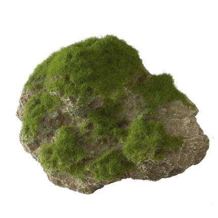 Камень для аквариума AQUA DELLA Moss Stone с мхом, 16х11х11 см