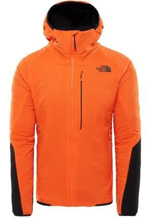 Куртка The North Face Ventrix Hoodie, persian orange/tnf black, S INT