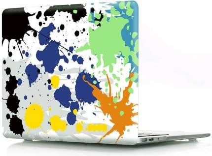 "Чехол для Macbook Pro 13"" i-Blason Cover Retina ink drop"