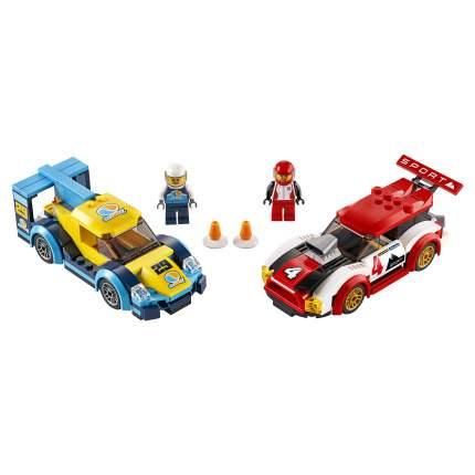 Конструктор LEGO City Nitro Wheels 60256 Гоночные автомобили