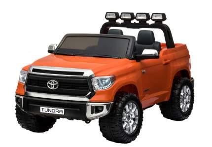 Двухместный электромобиль Barty Toyota TUNDRA JJ2255 (Лицензия), Оранжевый