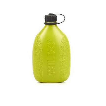 Фляга для воды Wildo Hiker Bottle 0.7 L 4129-lime
