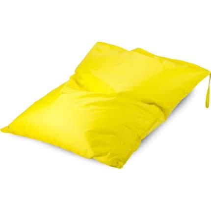 Внешний чехол Кресло-мешок подушка  30x140x120, Оксфорд Желтый