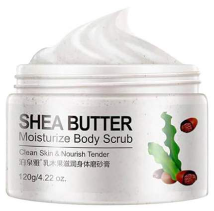 Скраб для тела BioAqua Shea Butter Moisturize Body Scrub 120 мл