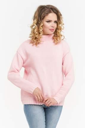Свитер женский VAY 182-4670 розовый 48 RU