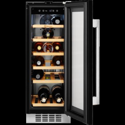 Встраиваемый винный шкаф Electrolux ERW0673AOA Black