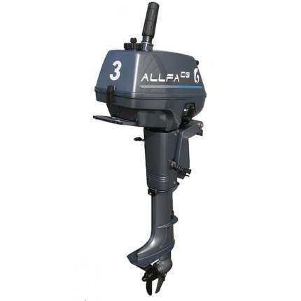 Лодочный мотор Allfa CG T3