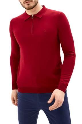 Рубашка мужская La Biali 5125/120 БОРДОВая красная 2XL