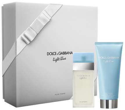Подарочные наборы DOLCE & GABBANA Light Blue Set