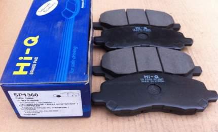 Комплект тормозных колодок Sangsin brake SP1360