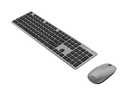 Комплект клавиатура и мышь Asus W5000 90XB0430-BKM0J0