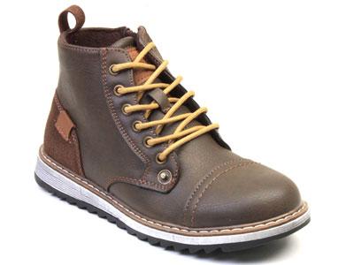 Ботинки 53928 детские коричневые Xti Kids р.31