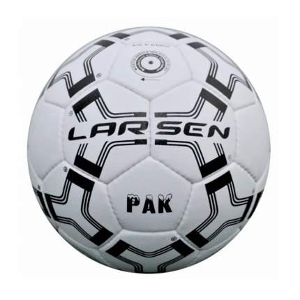 Футбольный мяч Larsen Pak №5 white