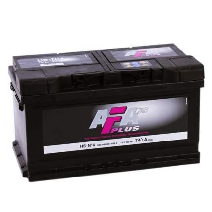 Аккумулятор автомобильный Afa HS-N4