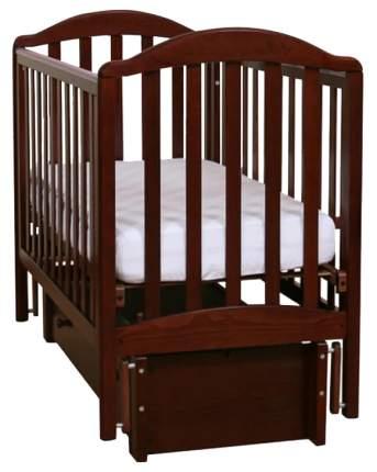 Детская кровать Лель Лилия АБ 17.3, Венге