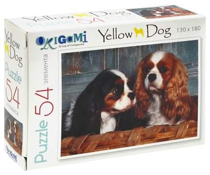 Пазл Оригами Yellow Dog Давай дружить 03464