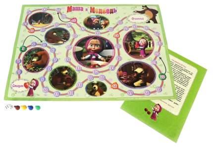 Семейная настольная игра Умка Маша и Медведь