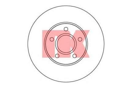 Тормозной диск Nk 204848
