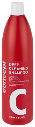 Шампунь Concept Profy Touch Deep Cleaning 1 л