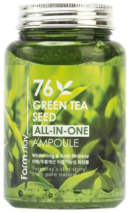 Сыворотка для лица FarmStay 76 Green Tea All-In-One Ampoule 250 мл