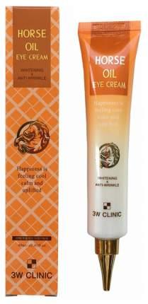 Крем для век 3W Clinic Horse Oil Eye Cream 40 мл