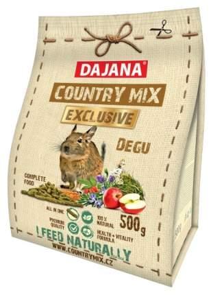 Корм для дегу Dajana EXCLUSIVE 0.5 кг 1 шт