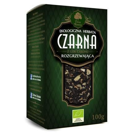 Чай черный Dary Natury цейлонский согревающий эко 100 г