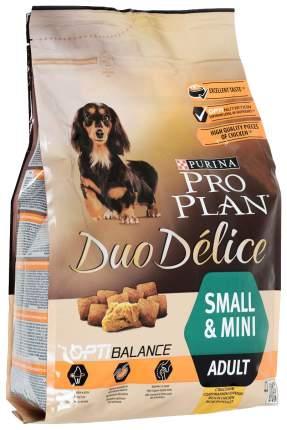 Сухой корм для собак PRO PLAN OptiBalance Small&Mini Adult, для мелких пород, курица,2,5кг