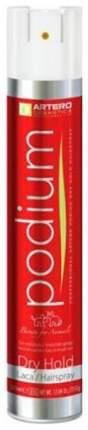 Спрей для собак Artero Podium Dry фиксация шерсти, 500 мл
