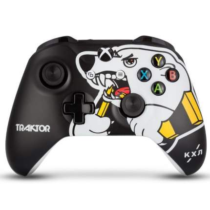 "Геймпад Microsoft Xbox One КХЛ RBW-XB048 ""Трактор"""