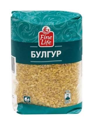 Крупа Fine Life булгур пшеничная 500 г