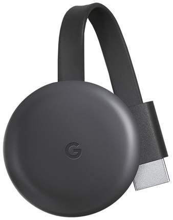 Медиаплеер Google Chromecast 2018 Black