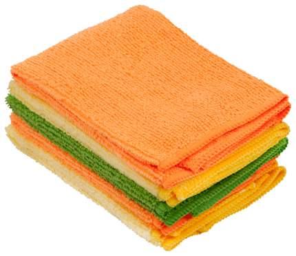 Салфетка для уборки MasterHouse 60169 Желтый, зеленый, оранжевый