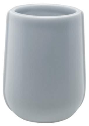 Стакан для зубных щеток Spirella Sense керамика Светло-серый матовый