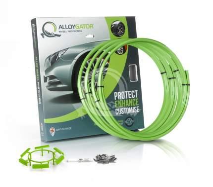 Защитные кольца на диски AlloyGator R13-21 зеленые