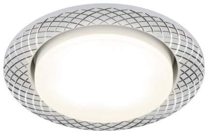 Точечный встраиваемый светильник Elektrostandard 1071 GX53 WH Белый a037499