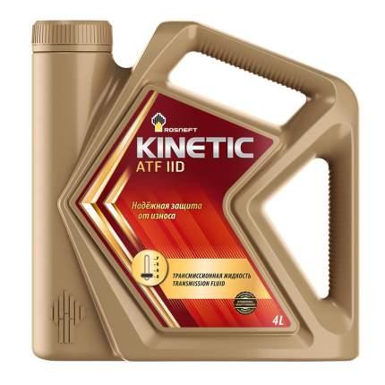 Масло трансмиссионное Роснефть Kinetic ATF IID 5W-40 4л