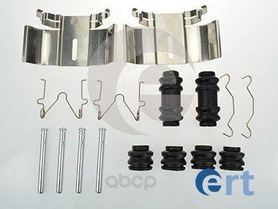 Комплект монтажный тормозных колодок Ert для Toyota RAV 4 II 00-01- 420073